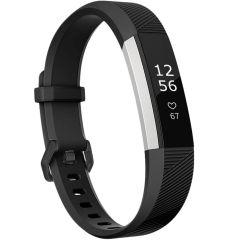 iMoshion Siliconen bandje Fitbit Alta (HR) - Zwart