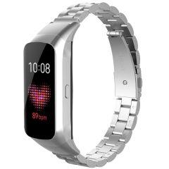 iMoshion Stalen watch bandje Samsung Galaxy Fit - Zilver