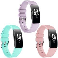 iMoshion Siliconen bandje Multipack Fitbit Inspire