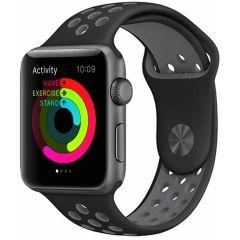 iMoshion Siliconen sport bandje Apple Watch 1 t/m 6 / SE - 38/40mm