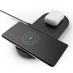 Belkin Dual Wireless Fast Charging Pad - 10W - Zwart