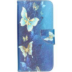 Design Softcase Booktype Samsung Galaxy A50 / A30s