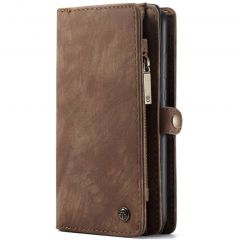 CaseMe Luxe Lederen 2 in 1 Portemonnee Booktype Samsung Galaxy A51