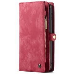 CaseMe Luxe Lederen 2 in 1 Portemonnee Booktype Samsung Galaxy S10