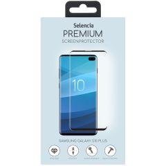 Selencia Gehard Glas Premium Screenprotector Samsung Galaxy S10 Plus