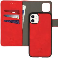 iMoshion Uitneembare 2-in-1 Luxe Booktype iPhone 11 - Rood