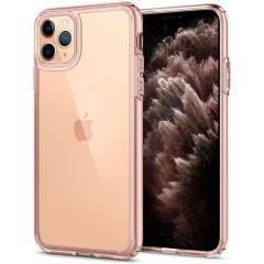 Spigen Ultra Hybrid Backcover iPhone 11 Pro - Rosé Goud