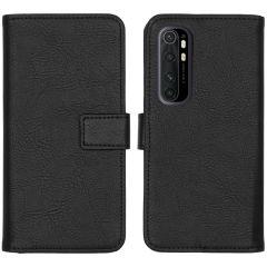iMoshion Luxe Booktype Xiaomi Mi Note 10 Lite - Zwart