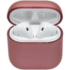 iMoshion Hardcover Case AirPods - Mat Rosé Goud