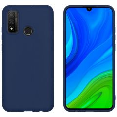 iMoshion Color Backcover Huawei P Smart (2020) - Donkerblauw