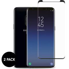 iMoshion Screenprotector Gehard Glas 2 pack Samsung Galaxy S9