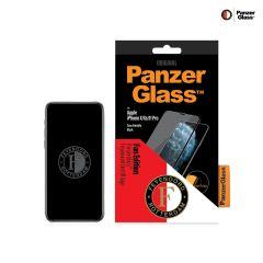 PanzerGlass Feyenoord CF Screenprotector iPhone 11 Pro / Xs / X - Zwart