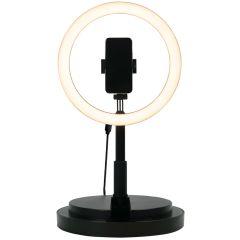 iMoshion Ring LED light - Zwart