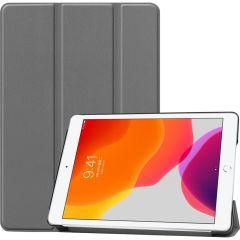 iMoshion Trifold Bookcase iPad 10.2 (2019 / 2020 / 2021) - Grijs