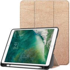 iMoshion Trifold Bookcase iPad (2018) / (2017) / Air 2 / Air