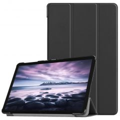 iMoshion Trifold Bookcase Samsung Galaxy Tab A 10.5 (2018) - Zwart
