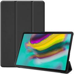 iMoshion Trifold Bookcase Samsung Galaxy Tab S5e - Zwart