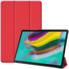 iMoshion Trifold Bookcase Samsung Galaxy Tab S5e - Rood