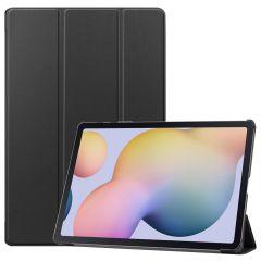 iMoshion Trifold Bookcase Samsung Galaxy Tab S7 Plus / Tab S7 FE 5G - Zwart