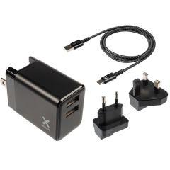 Xtorm Volt Series - Charge Bundle USB-C Adapter - 17W