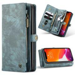 CaseMe Luxe Lederen 2 in 1 Portemonnee Booktype iPhone 12 Mini