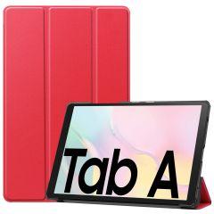 iMoshion Trifold Bookcase Samsung Galaxy Tab A7 - Rood