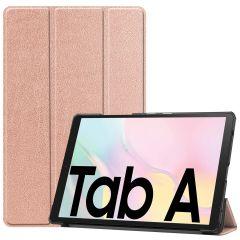 iMoshion Trifold Bookcase Samsung Galaxy Tab A7 - Rosé Goud