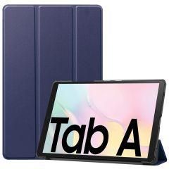 iMoshion Trifold Bookcase Samsung Galaxy Tab A7 - Donkerblauw