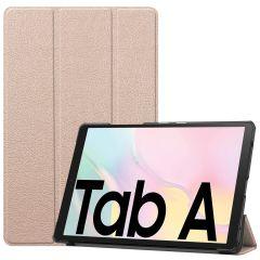 iMoshion Trifold Bookcase Samsung Galaxy Tab A7 - Goud