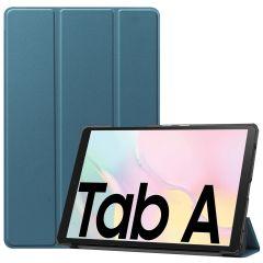 iMoshion Trifold Bookcase Samsung Galaxy Tab A7 - Donkergroen