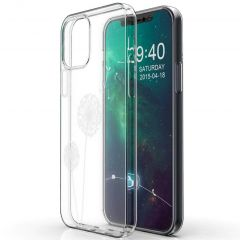 iMoshion Design hoesje iPhone 12 Mini - Paardenbloem - Wit