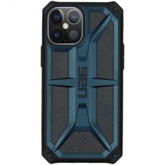 UAG Monarch Backcover iPhone 12 Pro Max - Blauw