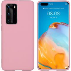 iMoshion Color Backcover Huawei P40 Pro - Roze