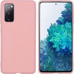iMoshion Color Backcover Samsung Galaxy S20 FE - Roze