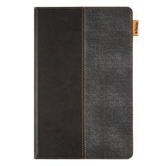 Gecko Covers Easy-Click 2.0 Bookcase Galaxy Tab A7 - Zwart / Grijs