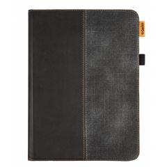 Gecko Covers Easy-Click 2.0 Bookcase iPad Air (2020) - Zwart / Grijs