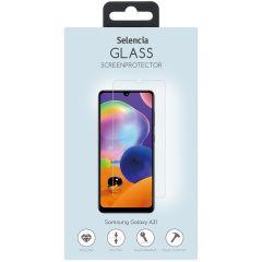 Selencia Gehard Glas Screenprotector Samsung Galaxy A31