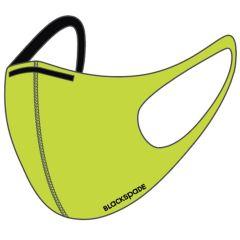 Blackspade Uniseks wasbaar mondkapje volwassenen - Herbruikbaar - Groen