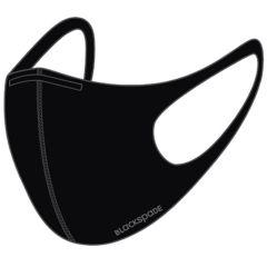 Blackspade Uniseks wasbaar mondkapje kids 3-7 jaar - Herbruikbaar