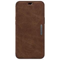 OtterBox Strada Booktype iPhone 12 Pro Max - Bruin