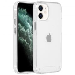 Accezz Xtreme Impact Backcover iPhone 12 Mini - Transparant