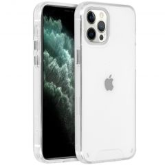 Accezz Xtreme Impact Backcover iPhone 12 Pro Max - Transparant