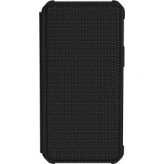 UAG Metropolis Booktype iPhone 12 Pro Max - Kevlar Black