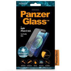 PanzerGlass Case Friendly Screenprotector iPhone 12 Mini - Zwart