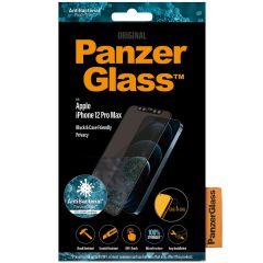 PanzerGlass Case Friendly Privacy Screenprotector iPhone 12 Pro Max
