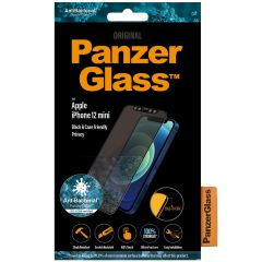 PanzerGlass Case Friendly Privacy Screenprotector iPhone 12 Mini