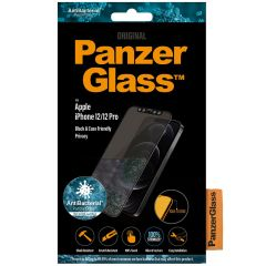 PanzerGlass Case Friendly Privacy Screenprotector iPhone 12 (Pro)