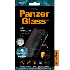 PanzerGlass CamSlider™ Privacy Screenprotector iPhone 12 (Pro)