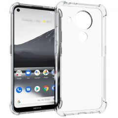 iMoshion Shockproof Case Nokia 3.4 / 5.4 - Transparant