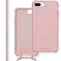 iMoshion Color Backcover met afneembaar koord iPhone 8/7/6s Plus